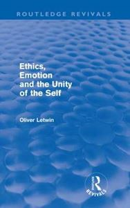 Picture of Ethics, Emotion and the Unity of the Self