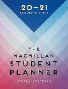 Picture of Macmillan Student Planner 2020-21 : Academic Diary