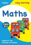 Picture of Maths Ages 5-7 (Collins Easy Learning KS1)