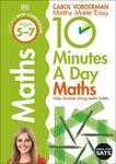 Picture of 10 Minutes a Day Maths Ages 5-7 Key Stage 1