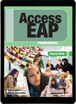Picture of ACCESS EAP FRAMEWORKS COURSE BOOK WITH AUDIO CDS (B2 TO C1 - IELTS 5.5 TO 6.5) EBOOK