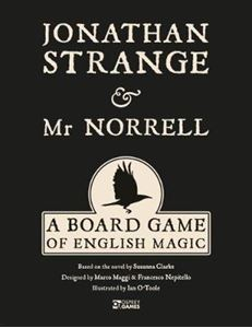 Picture of Jonathan Strange & Mr Norrell: A Board Game of English Magic