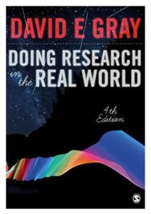 Picture of DOING RESEARCH IN THE REAL WORLD 4ED