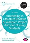 Picture of Succeeding in Literature Reviews and Research Project Plans for Nursing Students 4ed