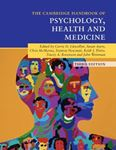 Picture of Cambridge Handbook of Psychology, Health and Medicine 3ed
