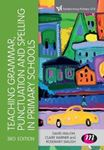 Picture of Teaching grammar,punctuation and spelling in Primary schools 3ed