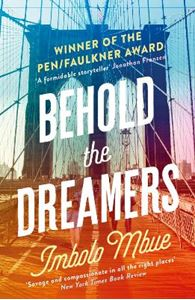 Picture of BEHOLD THE DREAMERS: AN OPRAH'S BOOK CLUB PICK
