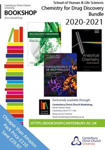 Picture of Chemistry for Drug Discovery Bundle: Drug Discovery and Development: Technology in transition 2ed; Analytical Chemistry; Fundamentals of Enzymology: Cell and Molecular Biology of Catalytic Proteins 3ed