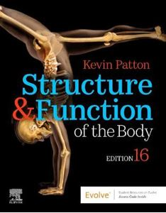 Picture of Structure & Function of the Body - Softcover