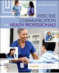 Picture of Effective Communication for Health Professionals 2ed
