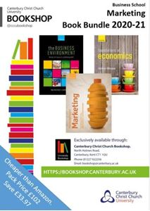 Picture of CCCU Business School Bundle 2020 Marketing students: Business Environment, Themes and Issues in a Globalizing World 4ed; Foundations of Economics 5ed; Fundamentals of Marketing