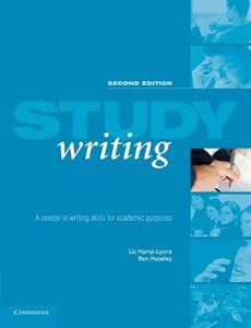 Picture of Study Writing: A Course in Written English for Academic Purposes
