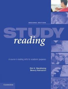 Picture of STUDY READING: A COURSE IN READING SKILLS FOR ACADEMIC PURPOSES