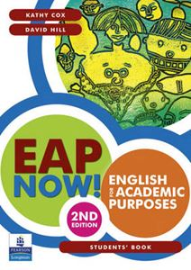 Picture of EAP NOW! ENGLISH FOR ACADEMIC PURPOSES STUDENTS BOOK