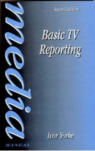 Picture of Basic TV reporting