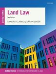 Picture of Land Law Directions 6ed