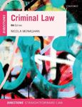 Picture of Criminal Law Directions