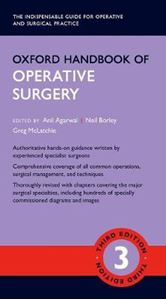 Picture of Oxford Handbook of Operative Surgery 3ed