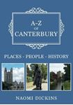 Picture of A-Z of Canterbury: Places-People-History