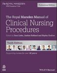 Picture of Royal Marsden Manual of Clinical Nursing Procedures 10ed Professional Ed