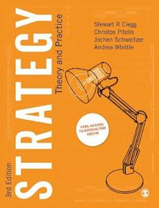 Picture of Strategy: Theory and Practice 3ed
