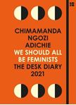 Picture of We Should All Be Feminists: The Desk Diary 2021