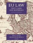 Picture of EU Law: Text, Cases, and Materials