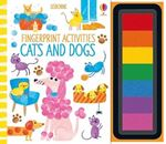 Picture of Fingerprint Activities Cats and Dogs