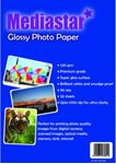 Picture of A4 Glossy Photo Paper (Mediastar) 230gsm Premium Grade
