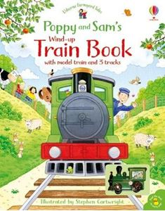 Picture of Poppy and Sam's Wind Up Train Book