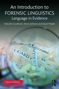 Picture of An Introduction to Forensic Linguistics: Language in Evidence
