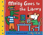 Picture of Maisy Goes to the Library