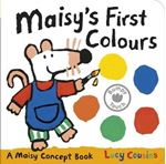 Picture of Maisy's First Colours: A Maisy Concept Book