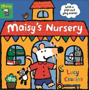 Picture of Maisy's Nursery: With a pop-out play scene