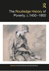 Picture of The Routledge History of Poverty, c.1450-1800
