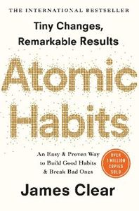 Picture of Atomic Habits: The life-changing million copy bestseller