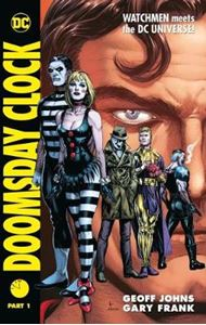 Picture of Doomsday Clock Part 1