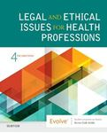 Picture of Legal and Ethical Issues for Health Professions