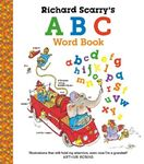 Picture of Richard Scarry's ABC Word Book