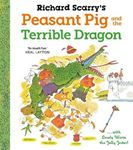 Picture of Richard Scarry's Peasant Pig and the Terrible Dragon