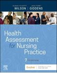 Picture of Health Assessment for Nursing Practice