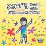 Picture of Kenny lives with Erica and Martina: A story to explain diversity, equality and acceptance to children: 2019
