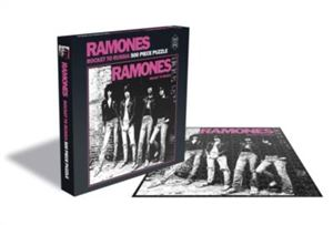 Picture of ROCKET TO RUSSIA - RAMONES JIGSAW PUZZLE