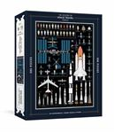 Picture of History of Space Travel Puzzle: Astronomical Jigsaw Puzzle and Poster