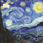 Picture of Adult Jigsaw Puzzle Van Gogh: Starry Night: 1000-piece Jigsaw Puzzles