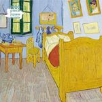 Picture of Adult Jigsaw Puzzle Vincent van Gogh: Bedroom at Arles: 1000-piece Jigsaw Puzzles