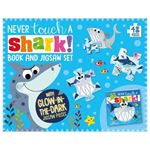 Picture of Never Touch A Shark Book and Jigsaw Boxset