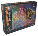 Picture of Animorphia: Tiger in the Night: 1000 Piece Jigsaw Puzzle