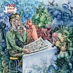 Picture of Adult Jigsaw Puzzle R. Crumb: Who's Afraid of Robert Crumb?: 1000-piece Jigsaw Puzzles