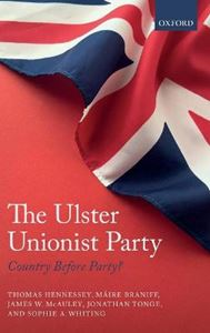 Picture of The Ulster Unionist Party: Country Before Party?